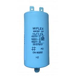 Condensateur 10Uf-450V