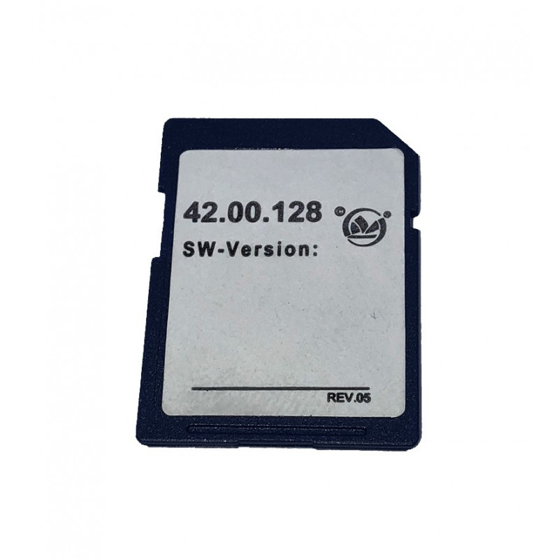 SD carte de memoire 4GB pour carte de gestion four Rational-Frima