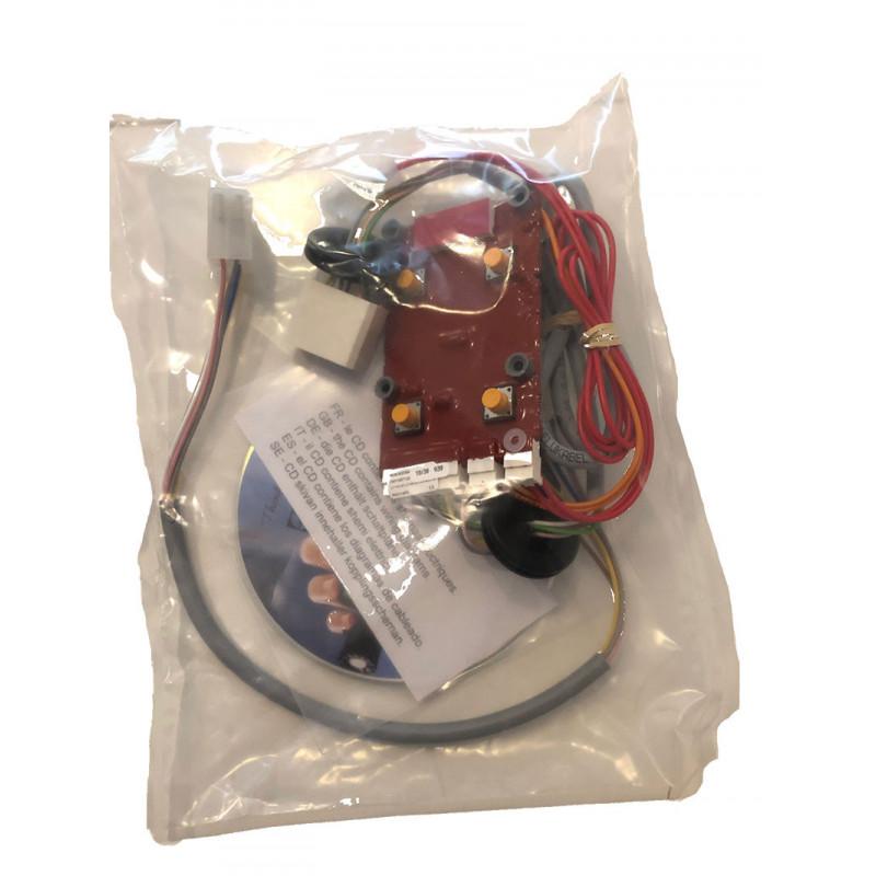 0D5299-Carte de commande éplucheuse T25E
