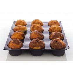 Moule à muffins et à timbales
